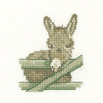 Donkey Little Friends by Valerie Pfeiffer & Susan Ryder - (KIT)